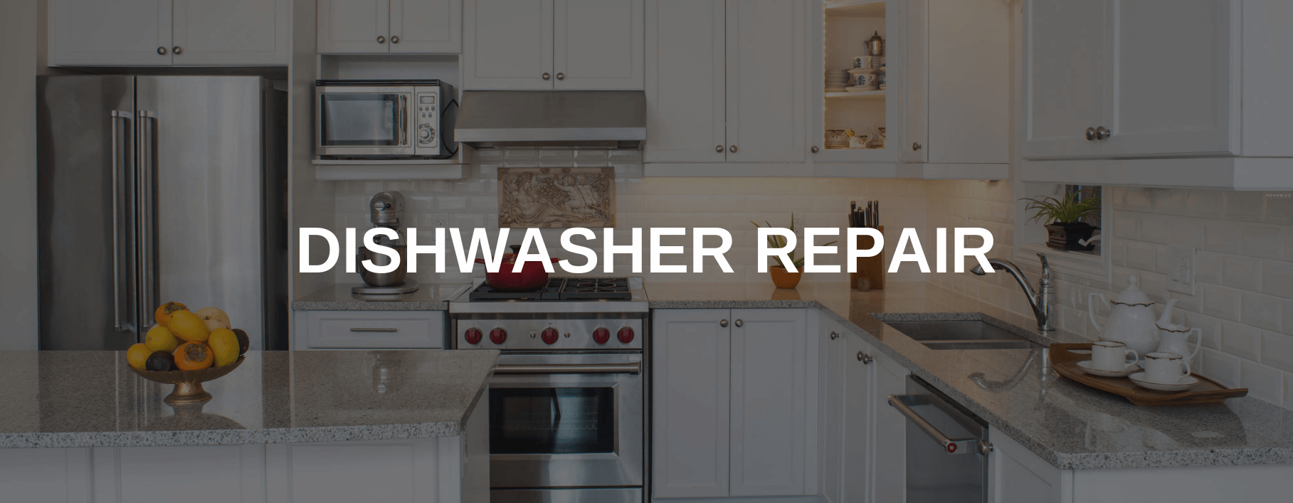 dishwasher repair orem
